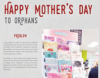Mother's Day Cards for Orphans