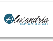 First Baptist Church of Alexandria | Logo Animation