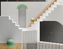 Escher / Relativity