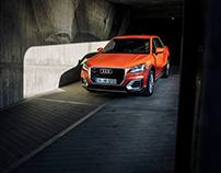 Audi Q2 Concrete Spread