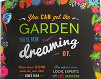 NZ Gardener Magazine Ad