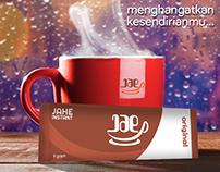 Branding Logo 'Jae'