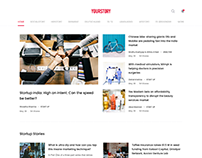 Yourstory Redesign