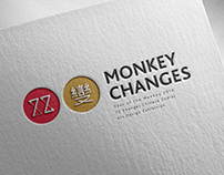 2016 MONKEY CHANGES