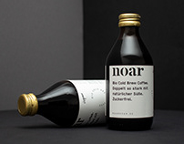 Noar. Bio Cold Brew Coffee.