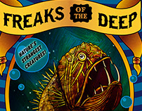Freaks of the Deep