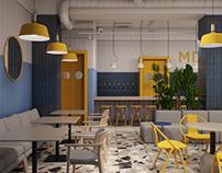 MDTRN Restaurant