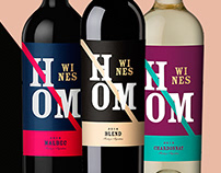HOM WINE / Packaging