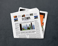 La Stampa - Restyling Project