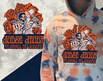 T shirt Design: Judge Jeudy