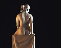3D Modeling & Zbrush Sculpts