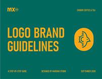 Chidori Coffee & Tea | Logo Brand Guidelines