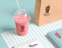 Logo project for Shenzhen Bubble Tea