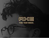 Axe: Digital Marketing Campaign