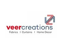 Veer Creations // Logo - Identity