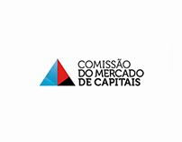 Rebranding Comissão do Mercado de Capitais - Angola