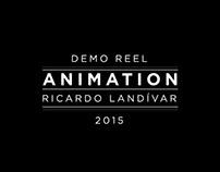 Demo Reel 2015 (Animación)