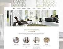 Webdesign a web pro dekoratérskou společnost Vyškov