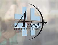Clinica veterinaria Artemis - Logo