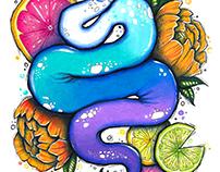 Citrus Snake