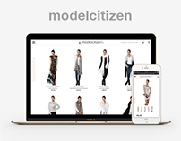 Modelcitizen - Ecommerce Sites (Shopify)