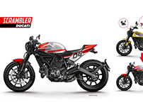 DUCATI DESMOSPIRIT PROJECT Phase One