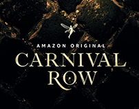 Carnival Row 2019 - Amazon Series