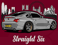 Straight Six - BMW Z4C E86