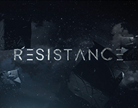 Ultra - Resistance Ident