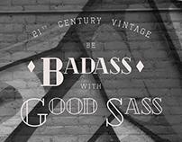 Badass Animation Experiment