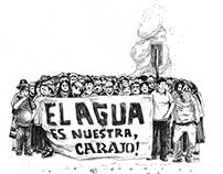 REVISTA PUEBLOS - Ilustrazioak / Ilustraciones