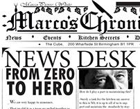 Newspapers/Logo - Design