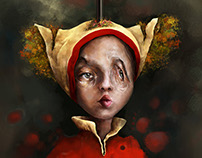 The Little Girl - A Reminiscence of Violence