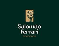 Branding Salomão Ferrari Advocacia