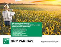 BNP Paribas Konsept ve Sosyal Medya Sunumu