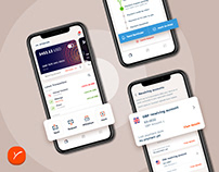 Payoneer Payment Application Redesign