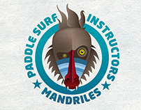 Mandriles PaddleSurf Instructors