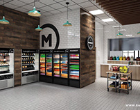Cafeteria & Food-court Interior Designs