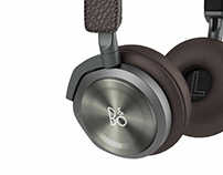 3d model: BeoPlay H8 Headphones by Bang & Olufsen