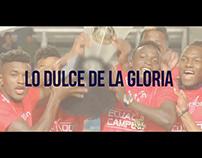 #LoDulceDeLaGloria