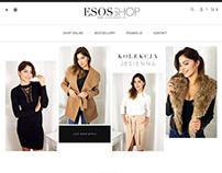 ESOS SHOP / Sklep Internetowy
