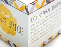 Tea Package Design