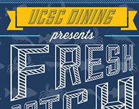 UC Santa Cruz Dining Event