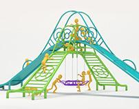 LabCD Park Toys
