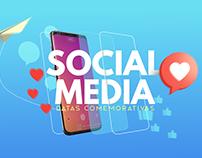 Social Media | Datas Comemorativas