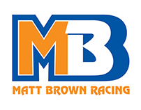 Matt Brown Racing Brand Identity System