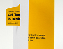 EY Invitation Get Together in Berlin