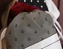 Stem Legwear Branding