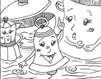 Petra la campana de la festa (Contes de Vilaencanteri)