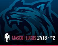MASCOT LOGOS 17/18 - #2